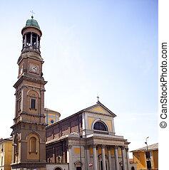 St. Louis church, Milan