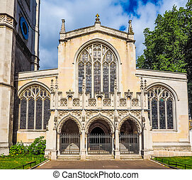 St Margaret Church in London HDR - High dynamic range HDR St...