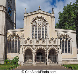 St Margaret Church in London - St Margaret Church at...