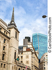 St. Margaret Lothbury church in London, England