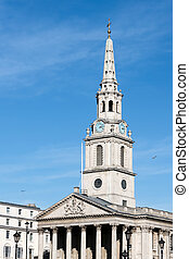 St Martin-in-the-Fields Church  Trafalgar Square