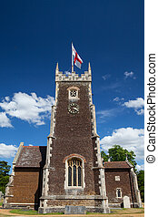 ST,  Mary,  magdalene,  sandringham, chiesa