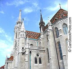 Matthias Church at Buda Castle