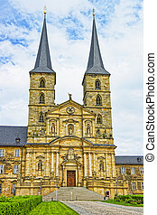 St Michael Church in Bamberg in Germany