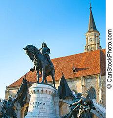 St. Michael's Church. Cluj-Napoca. Romania - Matthias...