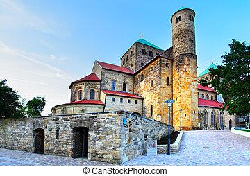 St. Michael's Church, Hildesheim, Germany