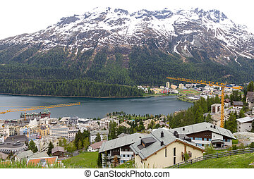 St. Moritz Switzerland