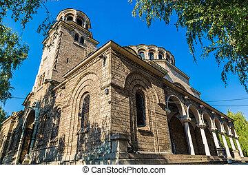 St. Nedelya church in Sofia