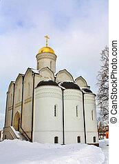 St. Nicholas Cathedral of the Nicholas Ugreshsky Monastery