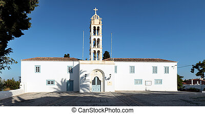 St Nicholas Cathedral Spetses