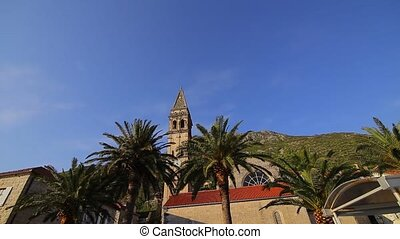 St. Nicholas Church in Perast - St. Nicholas Church Perast...