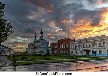 St. Nicholas Church - Suzdal, Russia