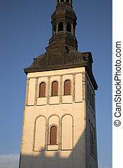 St Nicholas Church; Tallinn