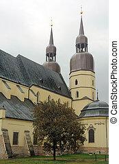 St. Nicolaus Church (slovak: Kostol sv. Mikulasa), in...
