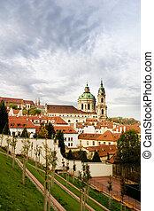St. Nicolaus Church - Prague
