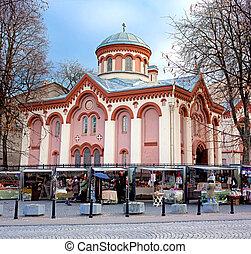 St. Paraskeva Church in Vilnius