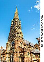 St Patrick Church in Belfast, Northern Ireland