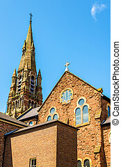 St Patrick Church in Belfast, Northern Ireland