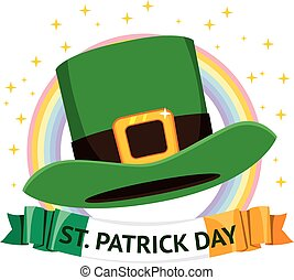 St Patrick Day Hat
