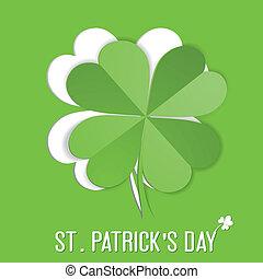 St. Patrick Day sticker