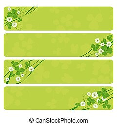 St. Patrick headers