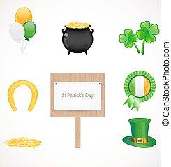 St Patrick icons