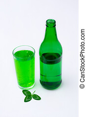 st. , patrick's, γυαλί , μπύρα , πράσινο , ημέρα
