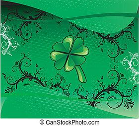 St Patricks Background 3