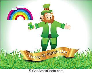 St. Patrick;s Background