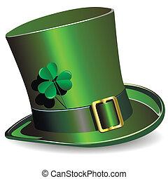 st.  patrick's dag, hatt