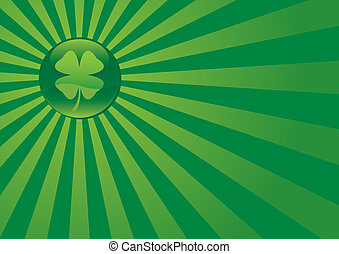 St. Patrick\\\'s Day Background 04 - vector file.