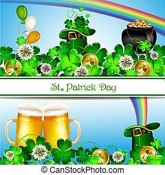 St Patrick's Day background