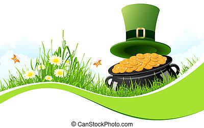 St. Patricks Day Background - Saint Patrick's Day Background...