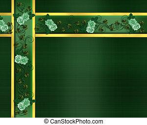 St Patricks Day Border Irish - Illustration for St Patricks ...