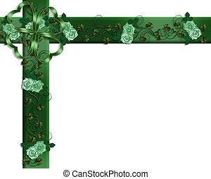 St Patricks Day Border Irish