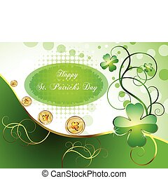 St. Patrick's Day card