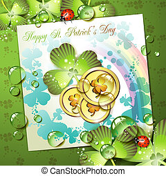 St. Patrick\'s Day card