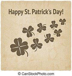 St. Patricks Day card