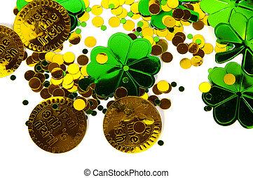 St. Patricks Day Confetti