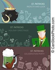 St. Patrick's Day design