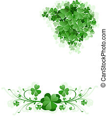 St. Patrick`s Day design - St. Patrick`s Day background