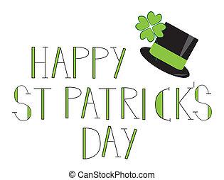 St. Patrick's Day - Happy St. Patrick's Day