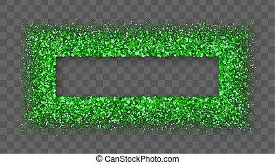 St. Patrick's Day Frame.