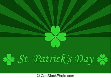 St. Patrick's Day,