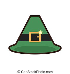 st patricks day hat with strap