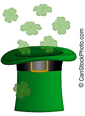 St Patricks Day Irish Leprechaun Hat