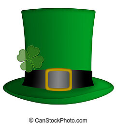 St Patricks Day Irish Leprechaun Hat
