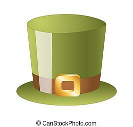 St. Patricks Day Leprechaun Hat