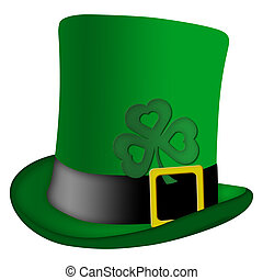 St Patricks Day Leprechaun Irish Hat - St Patricks Day...