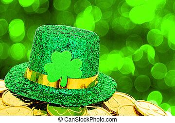 St Patricks Day party decor